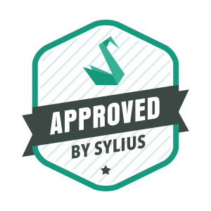 Approved by Sylius
